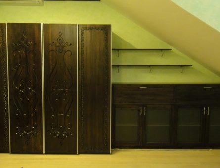 Комната для хранения - шкафы