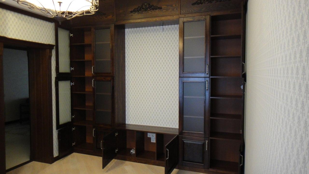Мебель - классическая библиотека