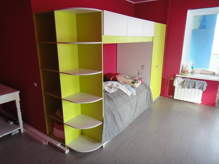 Детская мебель - детские кровати