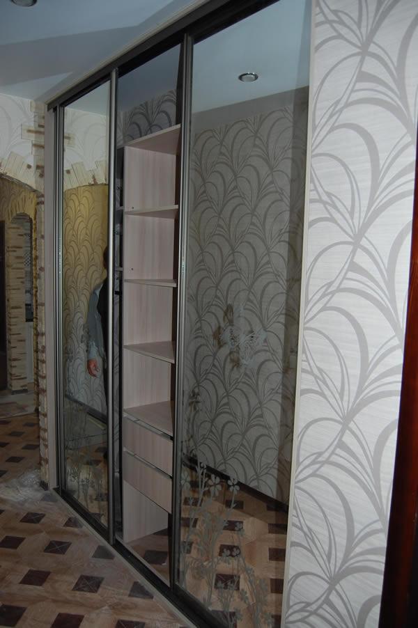 Мебель для прихожей шкаф-купе