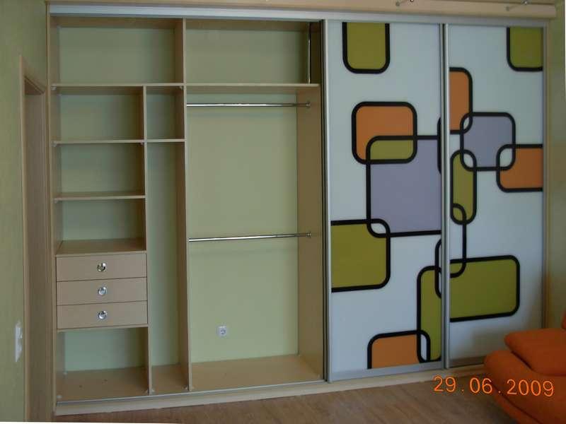 Детская мебель - шкаф-купе