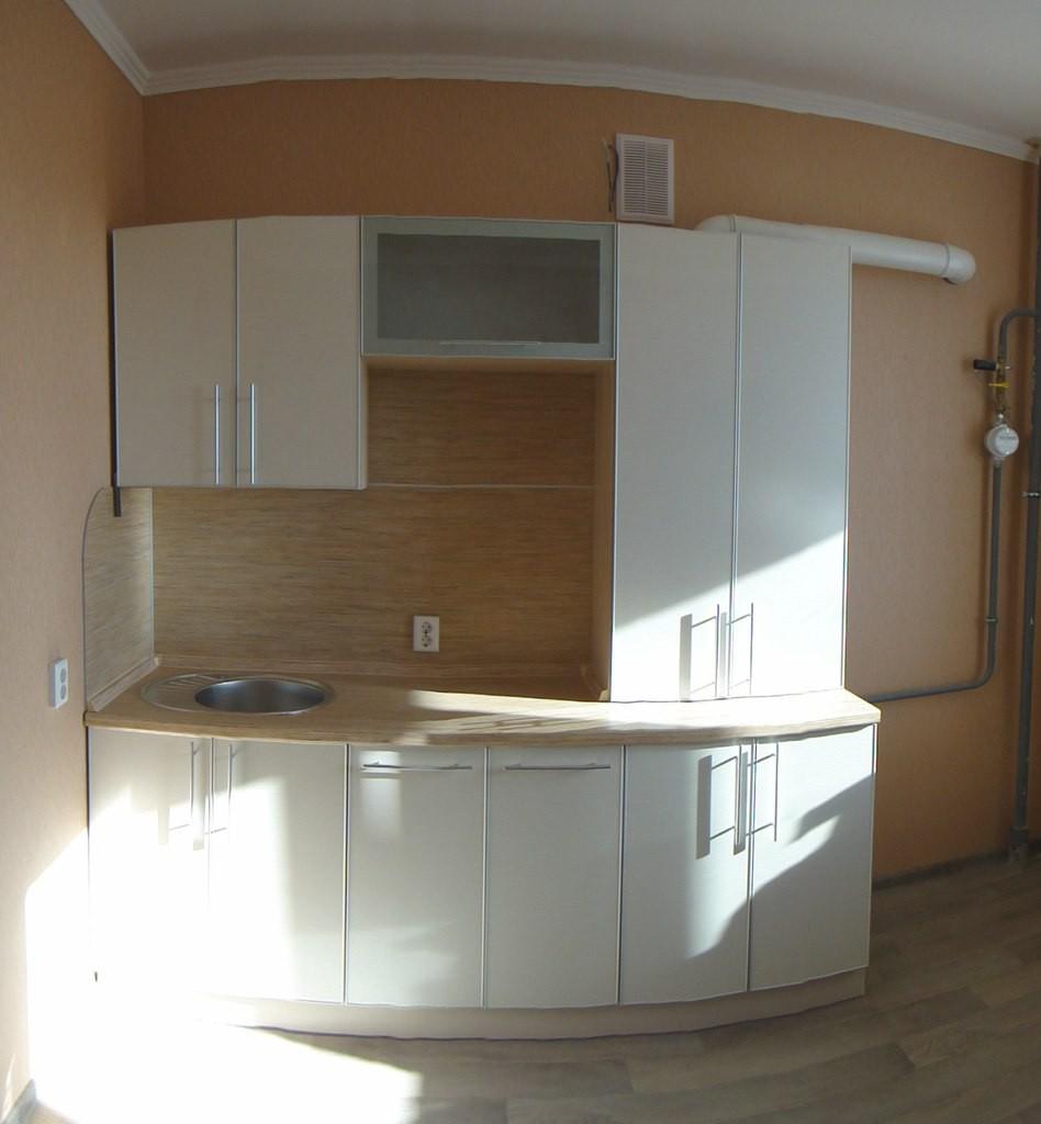 Компактный кухонный гарнитур на заказ