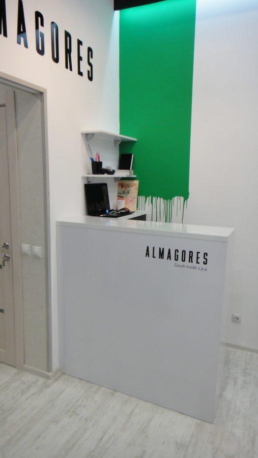 Торговое оборудование - офисная мебель