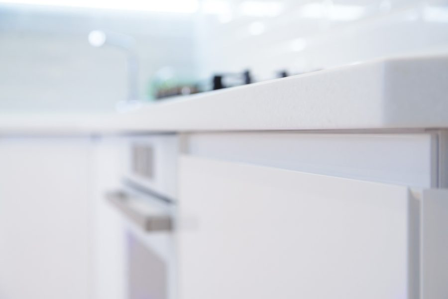 Кухни на заказ - кухня в современном стиле