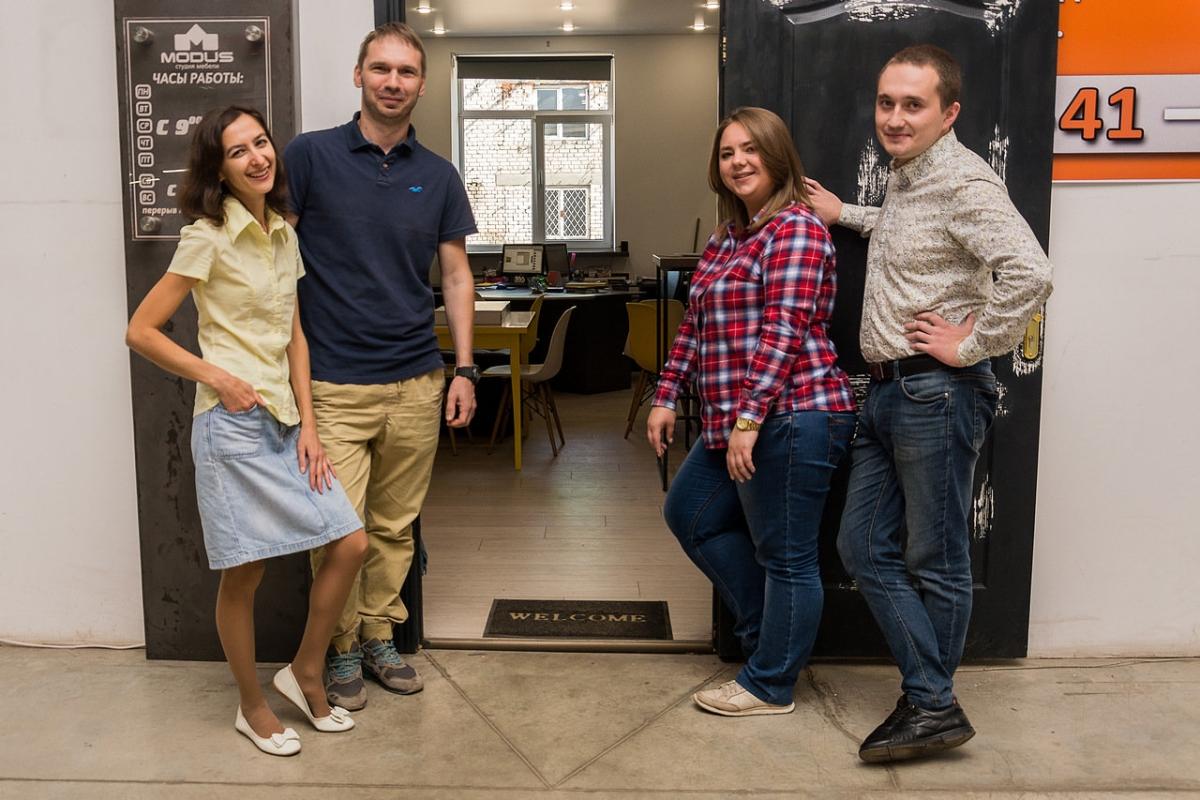 Наша команда - студия мебели MODUS