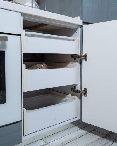 Современная кухня на заказ свосточным колоритом-6